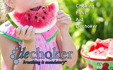 Choking First Aid - Dechoker