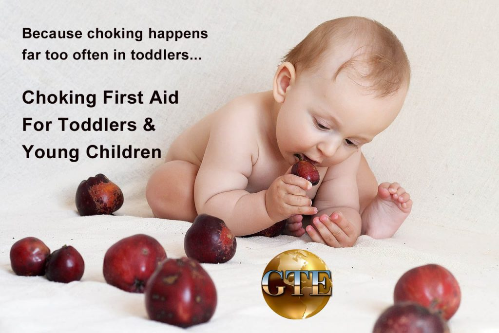 Choking First Aid for Toddlers - The dechoker anti-choking device
