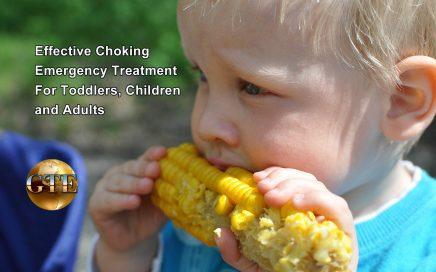 Effective Choking Emergency Treatment