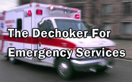 the dechoker for emergency services