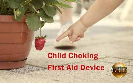 Child Choking First Aid Device