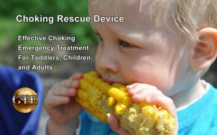 Choking Rescue Device - Dechoker