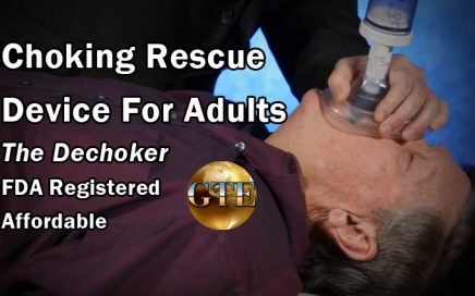 Choking Rescue Device for Adults