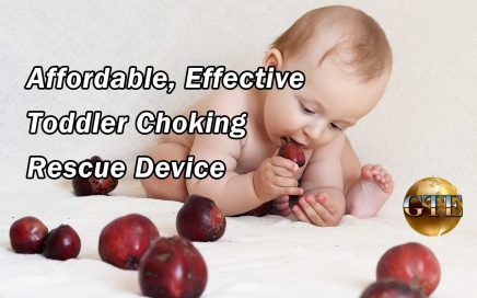 Toddler Choking Rescue Device