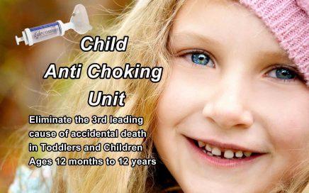 Child Anti Choking Unit